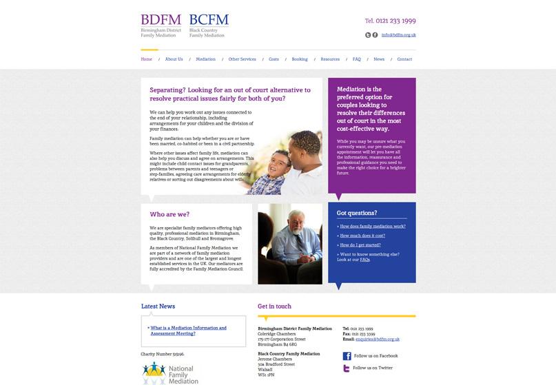 Birmingham District Mediation Services
