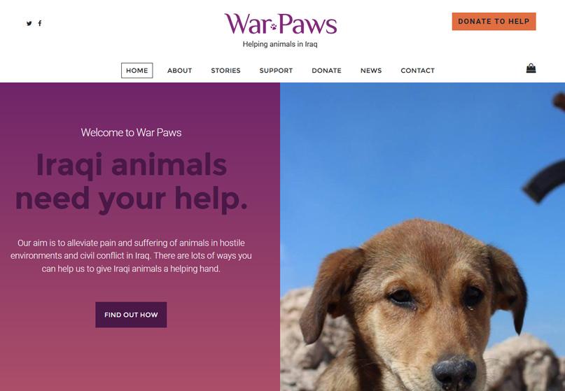 WarPaws